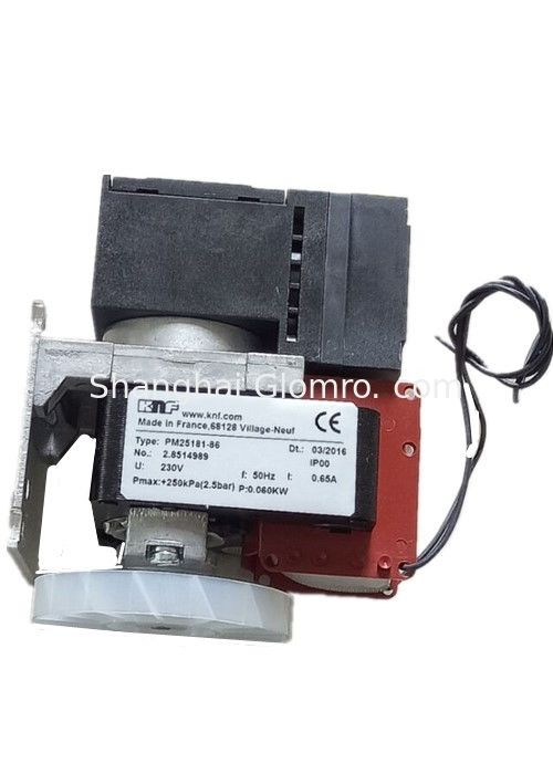 PM25181-86 CEMS Sampling Pump Germany KNF N86KTE 230V 50HZ Panel Mounted Type