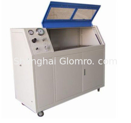 Pneumatic Hydrostatic Test Bench For Hose And Pvc Pipe